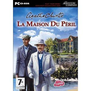JEU PC AGATHA CHRISTIE LA MAISON DU PERIL / Jeu PC