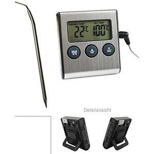 Thermometre de four a sonde achat vente thermometre de for Thermometre de cuisine avec sonde