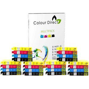 CARTOUCHE IMPRIMANTE 30 ColourDirect Cartouches d'encre  Pour Epson WF2