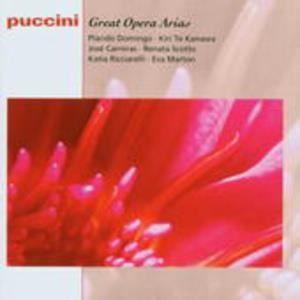 CD POP ROCK - INDÉ PUCCINI: GREAT OPERA ARIAS