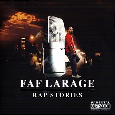 FAF LARAGE Achat CD cd rap hip hop pas cher Soldes* d?été