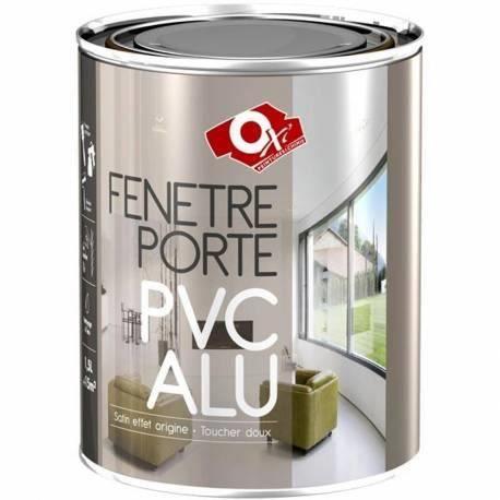 Peinture fen tres portes pvc effet sabl 0 5 achat - Peinture effet aluminium ...