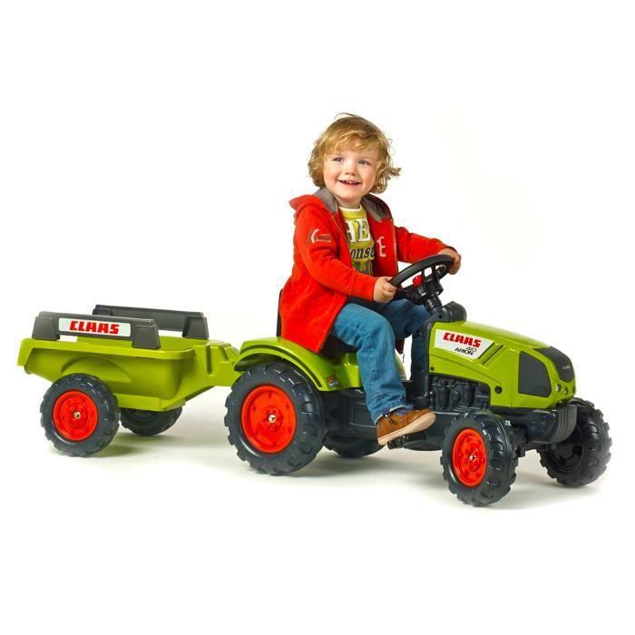Tracteur p dales claas arion 410 remorque achat - Remorque tracteur enfant ...