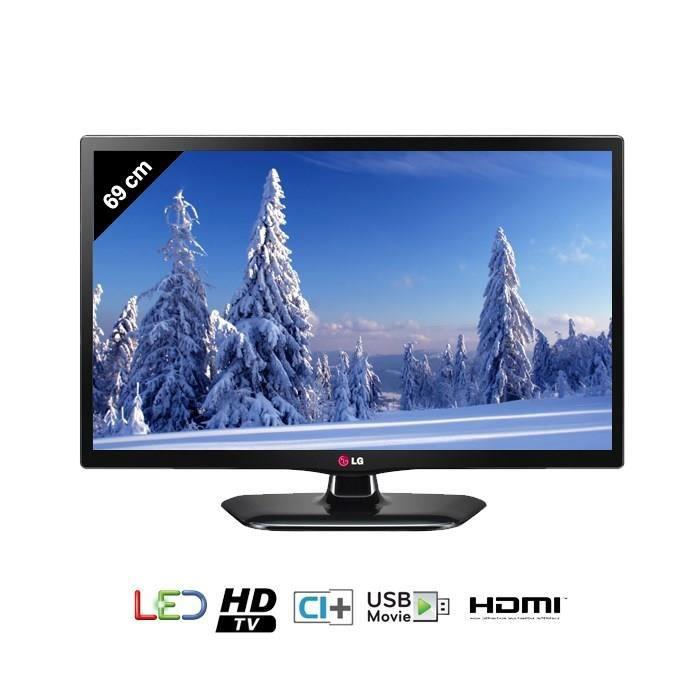 lg 28mt45d tv led hd 69 cm 28 achat vente t l viseur led lg 28mt45d tv led hd 69 cm. Black Bedroom Furniture Sets. Home Design Ideas