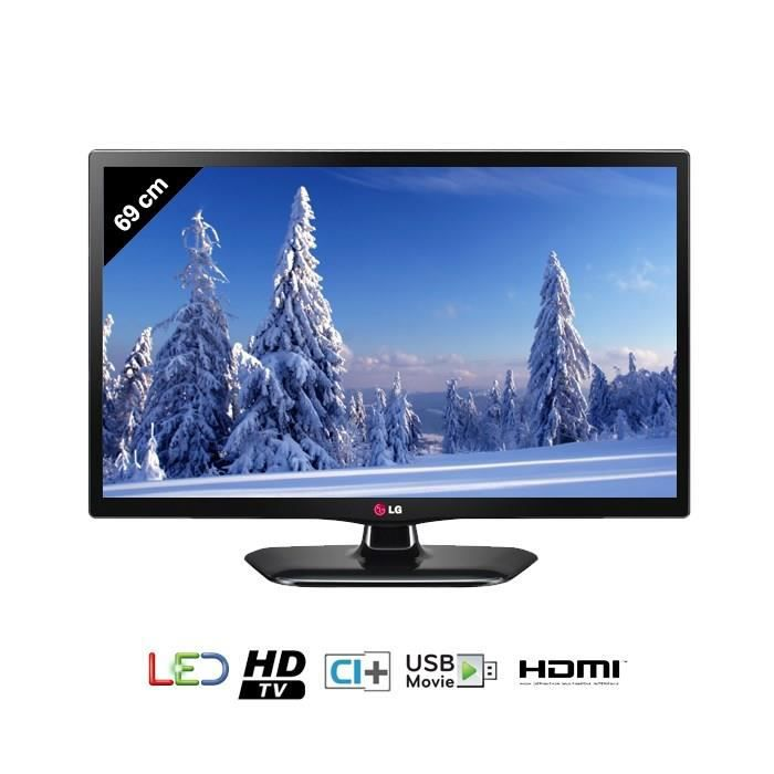 lg 28mt45d tv led hd 69 cm 28 t l viseur led prix pas cher cdiscount. Black Bedroom Furniture Sets. Home Design Ideas