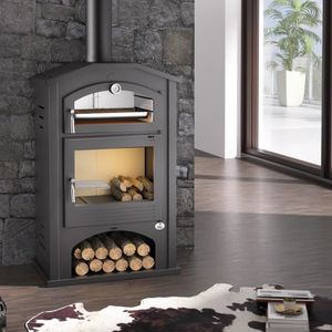 poele a bois avec four achat vente poele a bois avec. Black Bedroom Furniture Sets. Home Design Ideas
