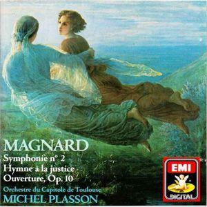 CD MUSIQUE CLASSIQUE Magnard Symphonie 2 [CD] Michel Plasson