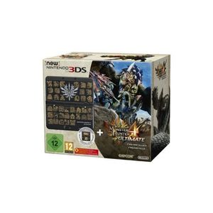 CONSOLE NEW 3DS Console New 3DS Monster Hunter Ultimate
