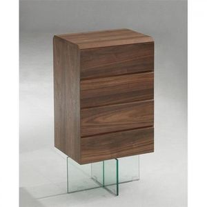 Commode noyer achat vente commode noyer pas cher cdiscount - Commode pas cher montreal ...