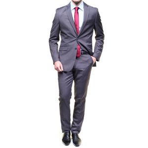 COSTUME - TAILLEUR Costume Pascal Morabito Pm152 Andrew Med Grey