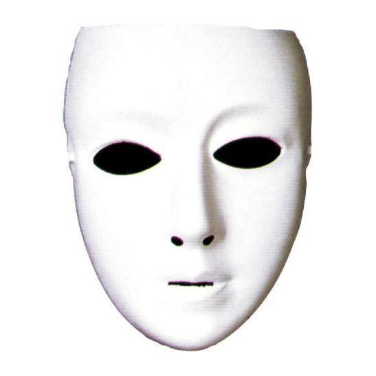 Masque blanc d corer femme achat vente masque for Decorer un masque blanc