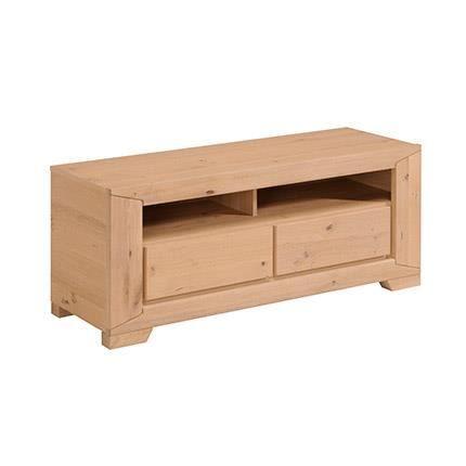 meuble tv pour s jour bruges ch ne naturel achat vente