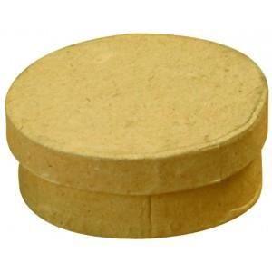 Boite ovale en carton d corer achat vente carton for Boite carton a decorer