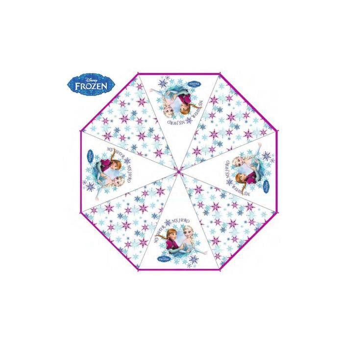 parapluie enfant la reine des neiges transparent 60cm. Black Bedroom Furniture Sets. Home Design Ideas