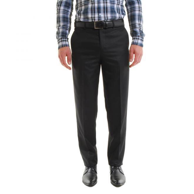 pantalon classique homme noir noir achat vente. Black Bedroom Furniture Sets. Home Design Ideas