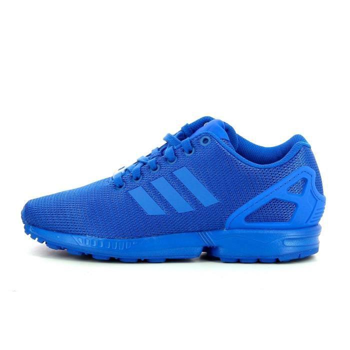 adidas zx flux bleu turquoise