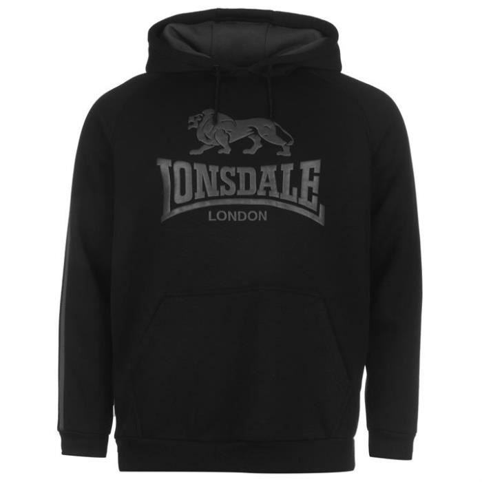 sweat lonsdale homme achat vente sweat lonsdale homme pas cher cdiscount. Black Bedroom Furniture Sets. Home Design Ideas