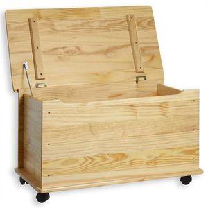coffre a jouet banc achat vente coffre a jouet banc pas cher cdiscount. Black Bedroom Furniture Sets. Home Design Ideas