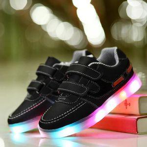 chaussure qui s allume pour garcon achat vente pas. Black Bedroom Furniture Sets. Home Design Ideas