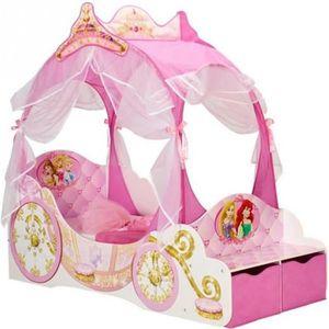 LIT GIGOGNE Lit Enfant P'tit Bed Légende Disney Princesses - D