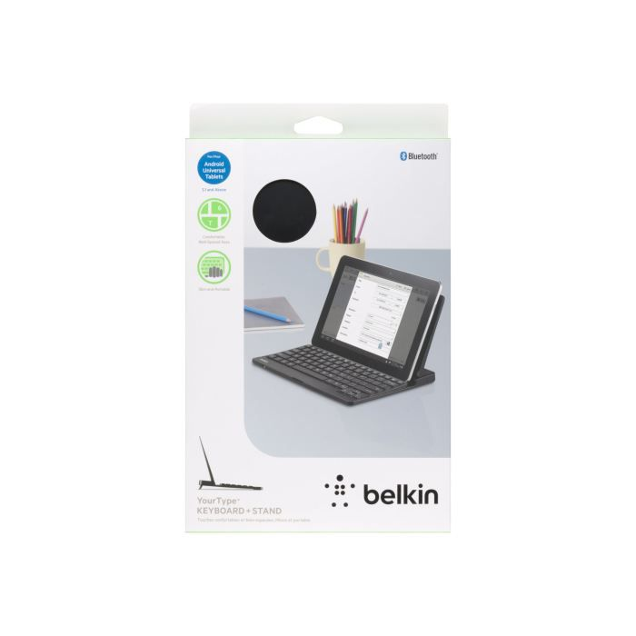 Belkin Bluetooth Keyboard Pairing Android: Belkin YourType Android Keyboard + Stand