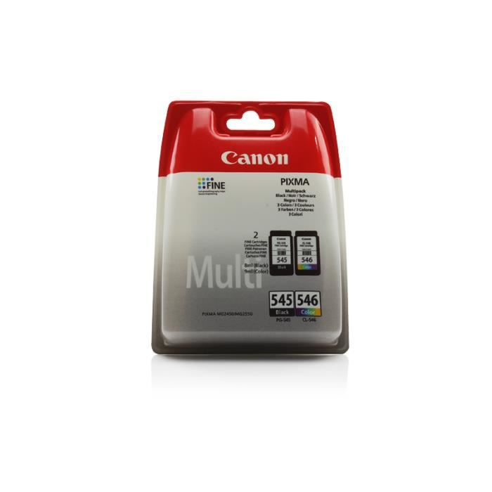 canon pixma mg 2555 original canon 8287b005 pg545 cl. Black Bedroom Furniture Sets. Home Design Ideas