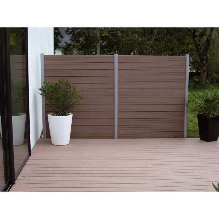 baguette de finition aluminium gris anthracite achat. Black Bedroom Furniture Sets. Home Design Ideas