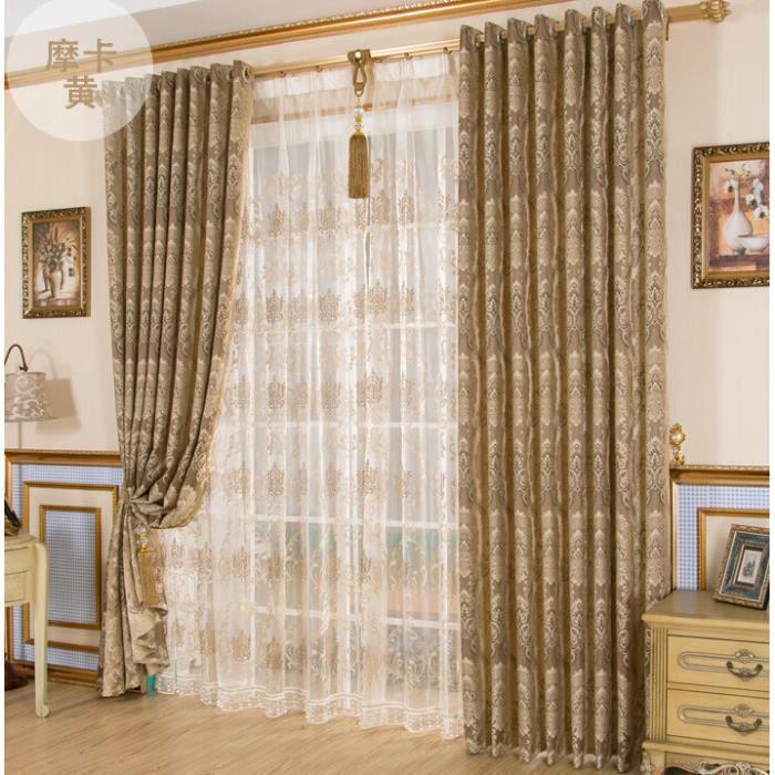 retro deluxe rideau modern home rideaux rideaux de la chambre rideau achat vente store de. Black Bedroom Furniture Sets. Home Design Ideas