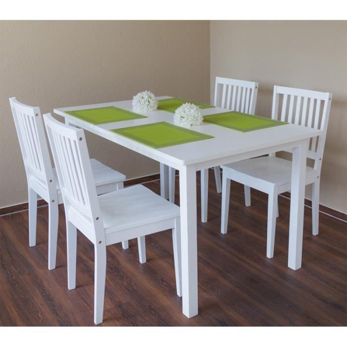 Ensembles table manger avec chaises en rotin pour votre for Ensemble salle a manger rotin