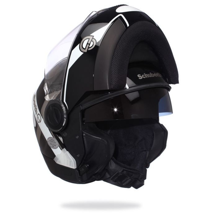 schuberth modulable c2 space achat vente casque moto scooter schuberth modulable c2 space. Black Bedroom Furniture Sets. Home Design Ideas