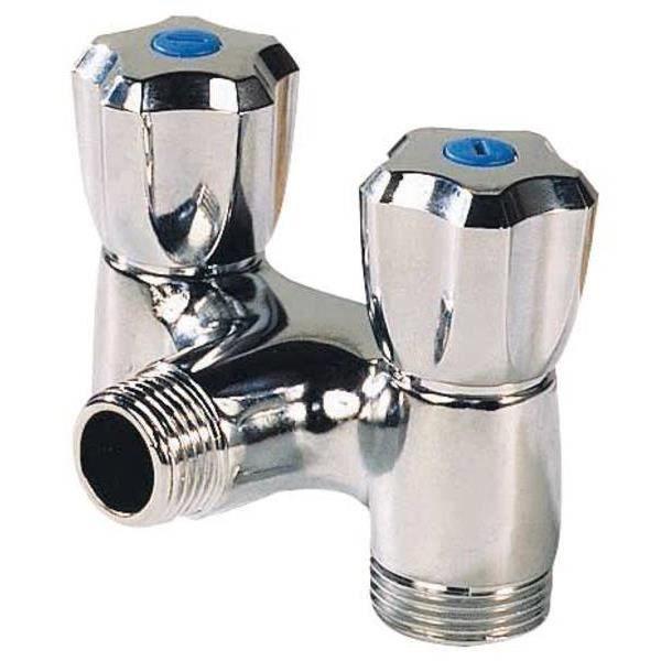 robinet machine a laver double de face achat vente entretien sanitaire plomberie robinet. Black Bedroom Furniture Sets. Home Design Ideas