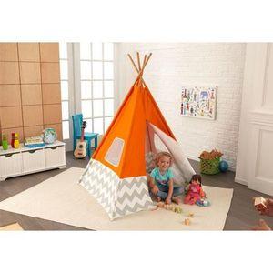 tipi pour enfant achat vente jeux et jouets pas chers. Black Bedroom Furniture Sets. Home Design Ideas