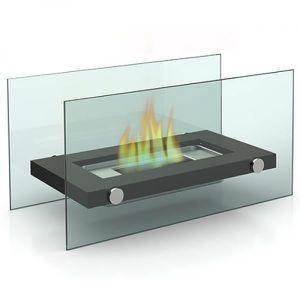 CHEMINÉE Cheminée de Table au Bioéthanol FireFriend DF6502