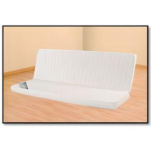 matelas pour clic clac 140 x 190 nacre achat vente matelas cdiscount. Black Bedroom Furniture Sets. Home Design Ideas