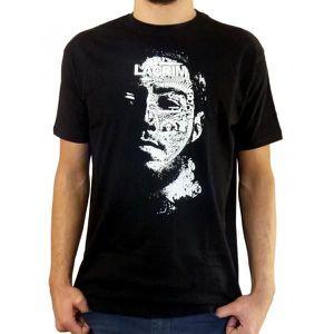 LACRIM T-shirt noir Dirty Face H…