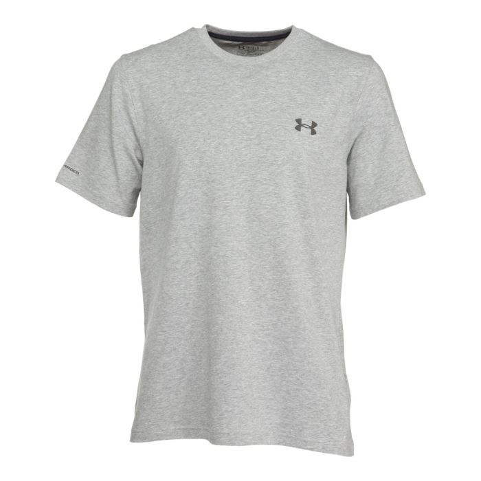 Under armour tee shirt heat gear charged homme achat for Under armor heat gear t shirt