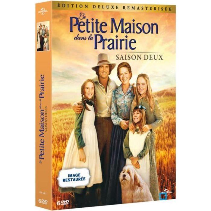 Dvd la petite maison dans la prairie saison 2 en dvd for Albert dans la petite maison dans la prairie