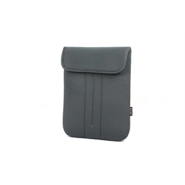 Housse en n opr ne pour 15 pc ordinateur portable gris for Housse neoprene