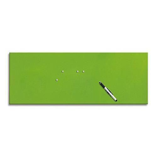 eurographics mb green3080 tableau m mo aimant en verre avec feutre et aimants vert achat. Black Bedroom Furniture Sets. Home Design Ideas