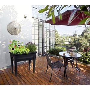 jardiniere sur pied achat vente jardiniere sur pied pas cher les soldes sur cdiscount. Black Bedroom Furniture Sets. Home Design Ideas