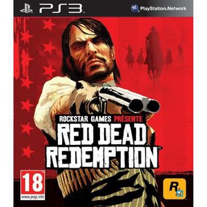 JEU PS3 Red Dead Redemption PS3