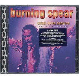 CD MUSIQUE DU MONDE Chant down Babylon