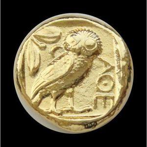 Orfèvrerie Réplique Pièce Antique Athena