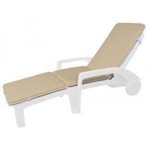 matelas grand confort pour bain de soleil 190 x achat. Black Bedroom Furniture Sets. Home Design Ideas