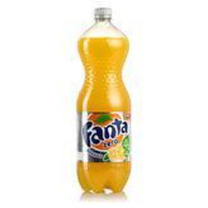 SOFT DRINKS Fanta orange zero 1,5L