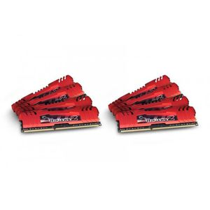 MÉMOIRE RAM 32GB G.Skill DDR3 PC3-12800 RipjawsZ Series pou…