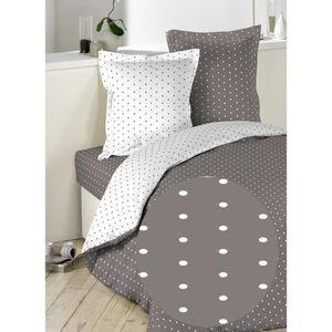 drap plat pour lit 160 achat vente drap plat pour lit 160 pas cher cdiscount. Black Bedroom Furniture Sets. Home Design Ideas