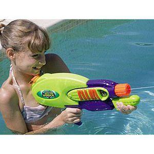 JEUX DE PISCINE Fusil à eau WATER WARRIOR pour piscine o…