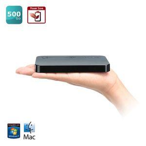 DISQUE DUR EXTERNE Packard Bell PB GO 2.5'' 500 Go Noir