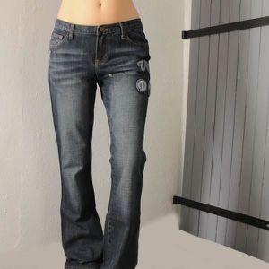 JEANS Jeans VON DUTCH pattes d ef jamb...